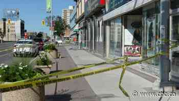 Police investigate incident at Portage Avenue bar
