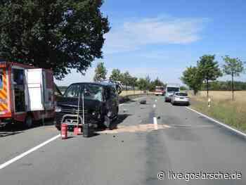 Mehrere Schwerverletzte, darunter Kleinkind | Ilsenburg - GZ Live