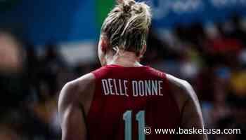 La WNBA refuse la raison médicale invoquée par Elena Delle Donne pour ne pas jouer - BasketUSA