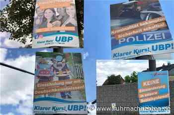 Samstag in Castrop-Rauxel wichtig: Wahlplakate und Sommerbühne - Ruhr Nachrichten