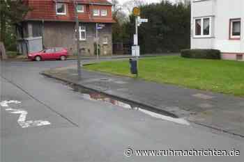 Haltestellen werden umgebaut: Vollsperrung auf der Friedhofstraße - Ruhr Nachrichten