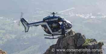 Monte d'Oru : un touriste, blessé, évacué sur Corte - Corse Net Infos
