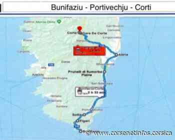 Transports : une nouvelle ligne de bus entre Bonifacio et Corte pour septembre - Corse Net Infos