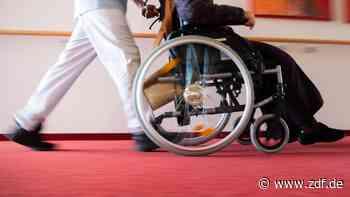 Nachrichten | heute: Betreuung im Heim wird immer teurer - ZDFheute