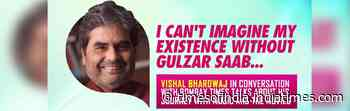 Watch! Vishal Bhardwaj discusses music, movies and his special connection with Gulzar