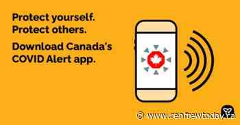 COVID Alert App now available - renfrewtoday.ca