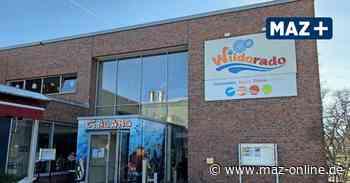 Schwimmhalle und Fitness-Studio im Wildorado in Wildau öffnen wieder - Märkische Allgemeine Zeitung