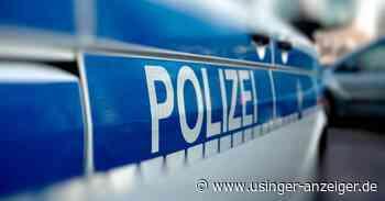 Raubüberfall in Wehrheim - Usinger Anzeiger
