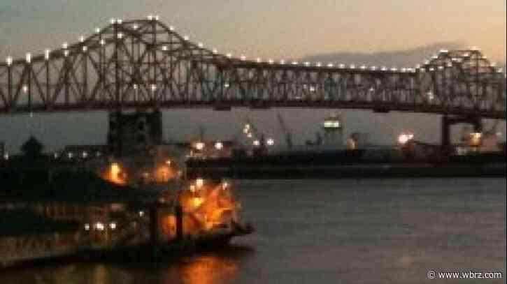 Louisiana OKs deepening Mississippi River to 50 feet