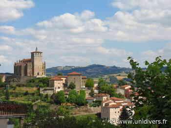 Visite guidée du centre historique de Saint-Symphorien-sur-Coise et de son église collégiale Office de tourisme Saint-Symphorien-sur-Coise - Unidivers