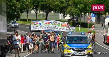 Grüne Michelstadt: Radverkehrskonzept endlich umsetzen - Echo Online