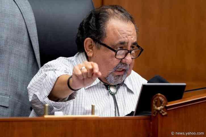 Democratic congressman calls out maskless GOP colleagues after positive coronavirus test