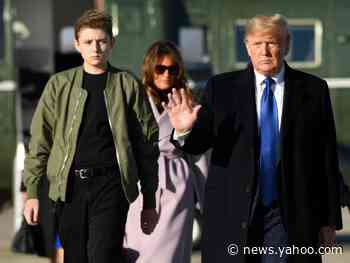 The Maryland county where Barron Trump attends school has ordered private schools to stay closed until October