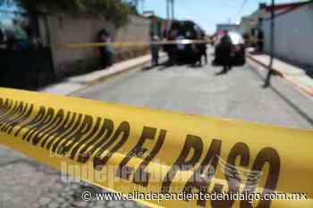 Ejecutan a hombre en El Arenal - Independiente de Hidalgo