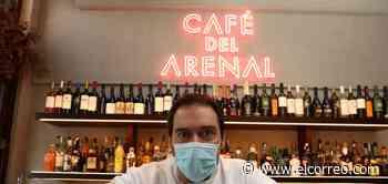El café del Arenal ganador del concurso de pintxos sobre cocina americana con su 'ceviche a la vasca' - El Correo
