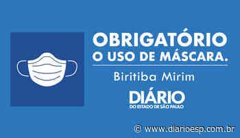 Prefeitura de Biritiba Mirim fará uma ação intensiva de fiscalizações de uso de máscaras - Diário do Estado de S. Paulo