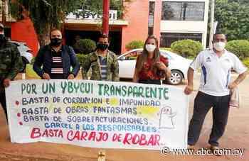 La Fiscalía interviene la Municipalidad de Ybycuí - Nacionales - ABC Color