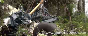Une collision en plein ciel fait sept morts en Alaska