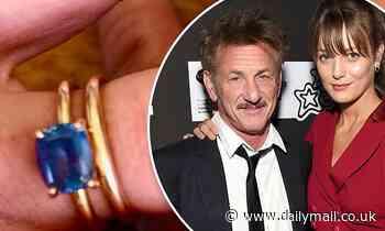 Sean Penn, 59, 'marries Greta Scacchi's daughter Leila George, 28, in secret ceremony'
