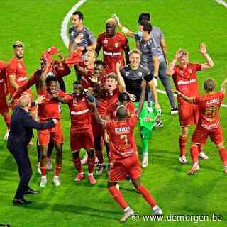 Antwerp verrast Club Brugge en wint de Beker van België