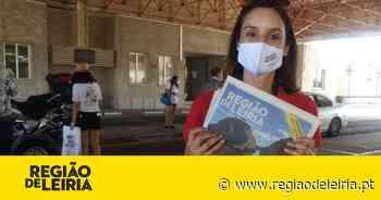 REGIÃO DE LEIRIA distribui edição extra especial a emigrantes (c/fotogaleria) - Região de Leiria