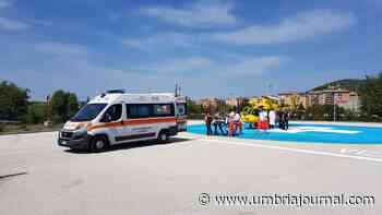 Anziano ustionato, è grave, è accaduto a Ponte Felcino di Perugia - Umbria Journal il sito degli umbri