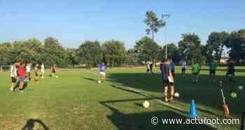 FC Biganos : Nathan Dupy confiant pour la saison à venir - Actufoot