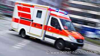Radfahrerin bei Unfall in Peine verletzt - Peiner Nachrichten