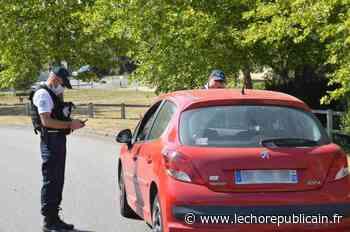 Les policiers de Rambouillet en opération de contrôles routiers - Echo Républicain