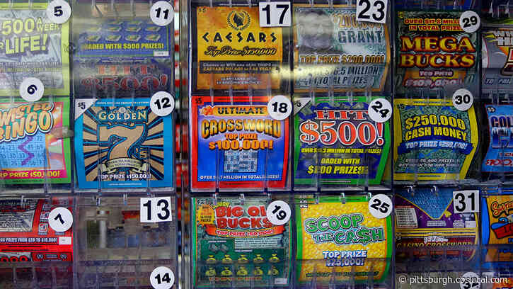 Man Goes To 40 Different Stores, Eventually Finds $5 Million Scratch-Off Lottery Ticket