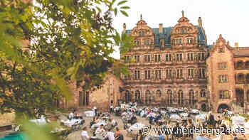 Heidelberg: Open Air Restaurant im Schloss – 2 Tickets zu gewinnen - heidelberg24.de