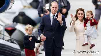 Royals: Gesichtet! Herzogin Kate + Prinz William machen Urlaub auf ... - Gala.de
