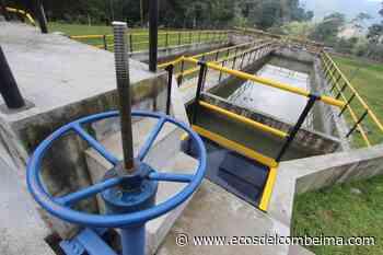 Hoy será calibrado el nuevo sistema de acueducto de la quebrada Cay - Ecos del Combeima