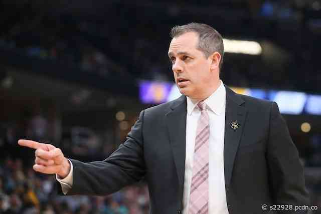 Frank Vogel: Lakers Embracing Adversity While Keeping Focused
