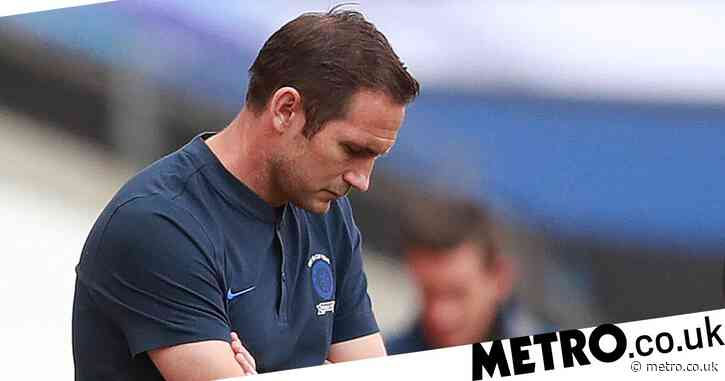 Frank Lampard frustrated Chelsea players ignored warning over Arsenal's long ball tactics