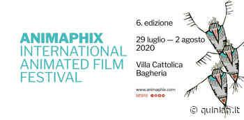 Animaphix 2020 - Presentazione - 29 luglio-2 agosto, Bagheria - quinlan.it