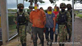 Cayó en Arauca alias 'Manteco', cabecilla de la compañía Simacota de la guerrilla del ELN - Minuto30.com