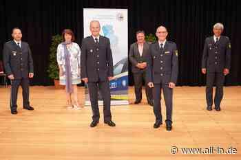 Ruhestand: Doppelter Führungswechsel bei der Polizeiinspektion Kaufbeuren - Kaufbeuren - all-in.de - Das Allgäu Online!