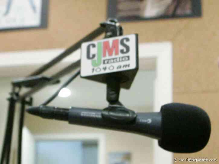 CRTC orders radio station CJMS 1040 to shut down
