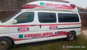 """En Portachuelo implementan el """"corona-móvil"""" para realizar pruebas rápidas a la población - Red Erbol"""