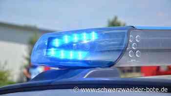 Albstadt: Festnahmen durchs MEK in Tailfingen - Albstadt - Schwarzwälder Bote