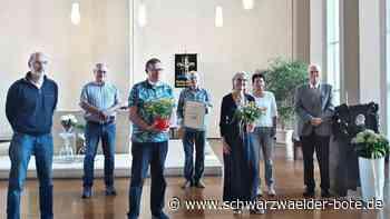 Albstadt: Abschied nach 19 aktiven Jahren - Albstadt - Schwarzwälder Bote