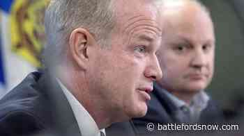 Ottawa initially refused to hold joint inquiry into mass killing: N.S. minister - battlefordsNOW