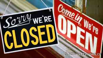 Open and closed in Ottawa on Colonel By Day - CTV News Ottawa