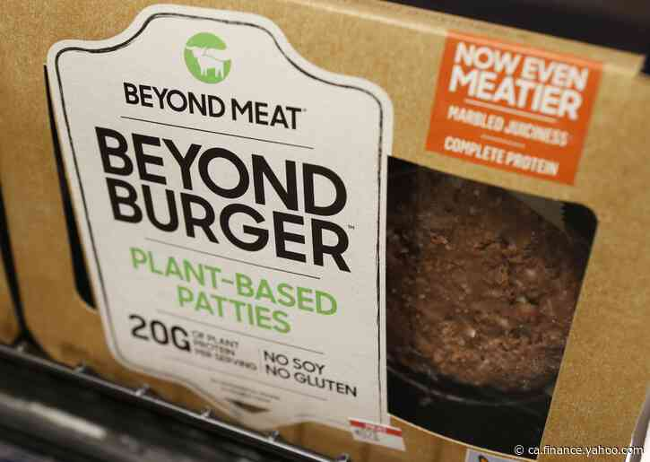 Beyond Meat debuts new plant-based sandwich at Wawa stores - Yahoo Canada Finance