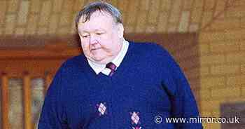 Conman, 74, who weighs 28 stone, avoids jail because he's too fat for prison