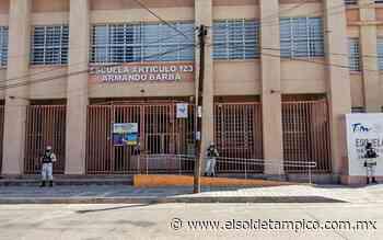 Redoblan rondines de vigilancia en escuelas maderenses - El Sol de Tampico