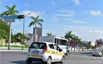 Desacata el transporte público restricciones de movilidad - El Sol de Tampico