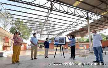 Mejoran instalaciones de planteles educativos en Altamira - El Sol de Tampico