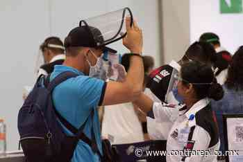 El Aeropuerto de Tampico es un espacio seguro para viajeros - ContraRéplica